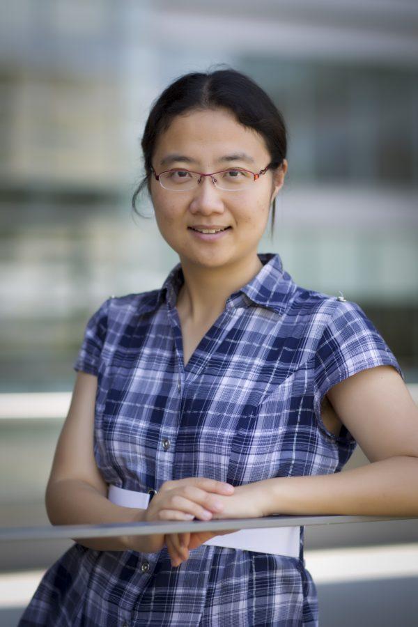 Li Qian, PhD, NIH award recipient