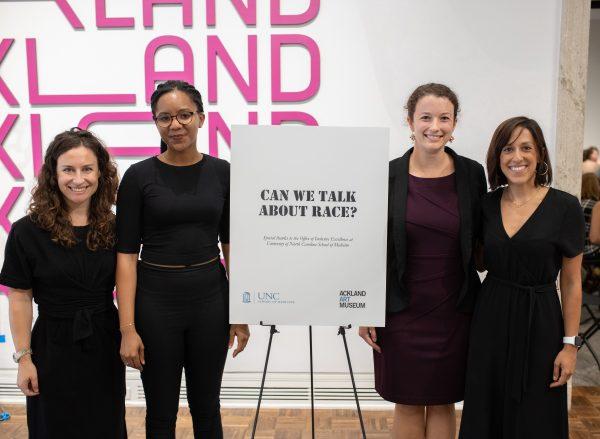 (L to R): Elizabeth Manekin, Bria Godley, Stephanie Brown, Diana Dayal