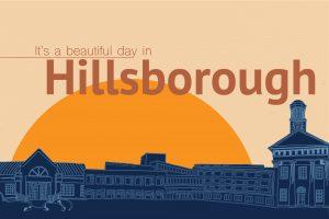 It's a beautiful day in Hillsborough