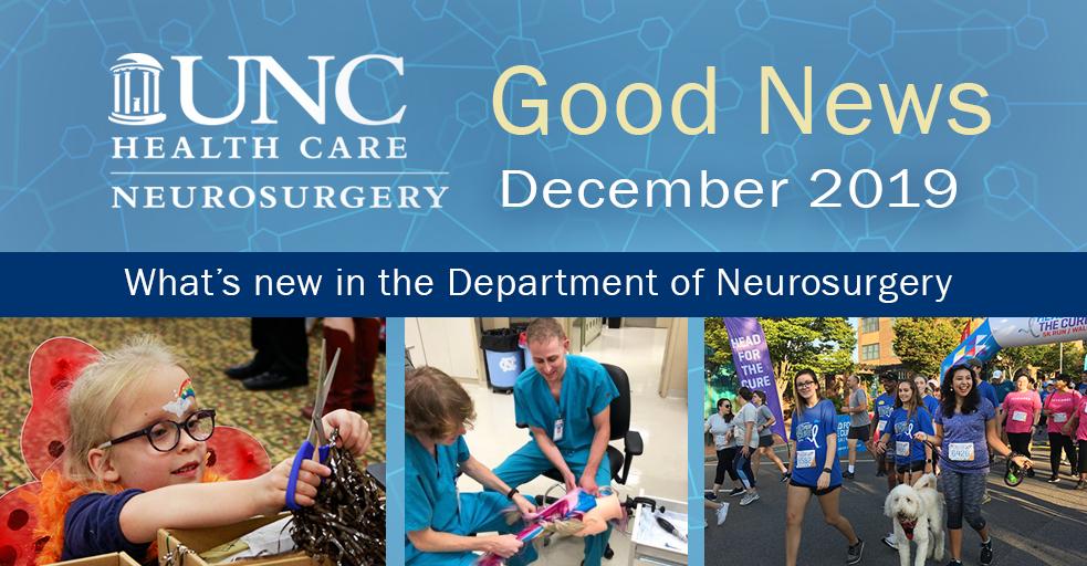 UNC Neurosurgery News