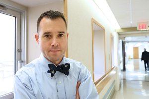 Billy Fischer, MD (Photo by Max Englund/UNC Health Care)