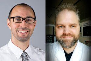 Todd Cohen, PhD, and Jonathan Schisler, PhD