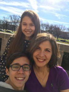 Eve Van Buren Family