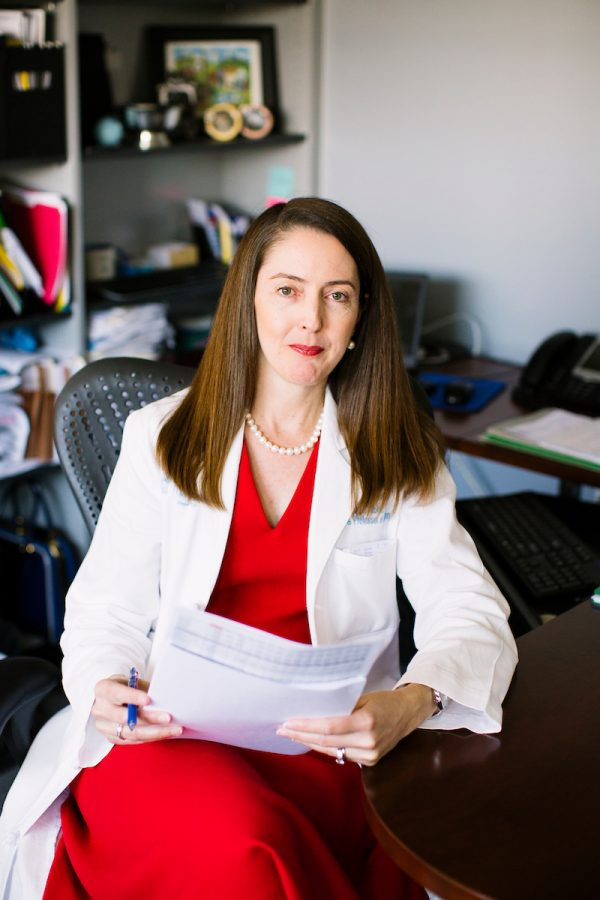 Melina Kibbe, MD