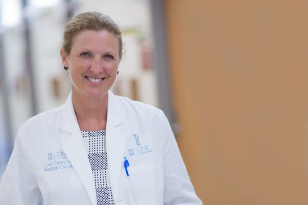 Lisa A. Carey, MD, was named to the Susan G. Komen Scientific Advisory Board