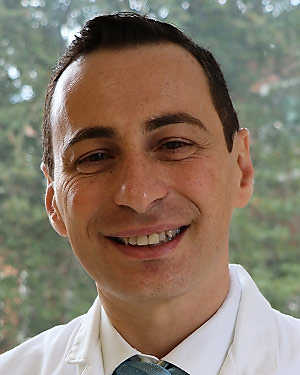 Dr. Luigi Pascarella, Associate Professor of Surgery