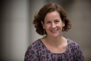 UNC Lineberger's Hazel Nichols, PhD, is an assistant professor in the UNC Gillings School of Global Public Health.