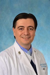 John P. Vavalle, MD, assistant professor and medical director of the UNC Structural Heart Disease Program, is the study's corresponding author.