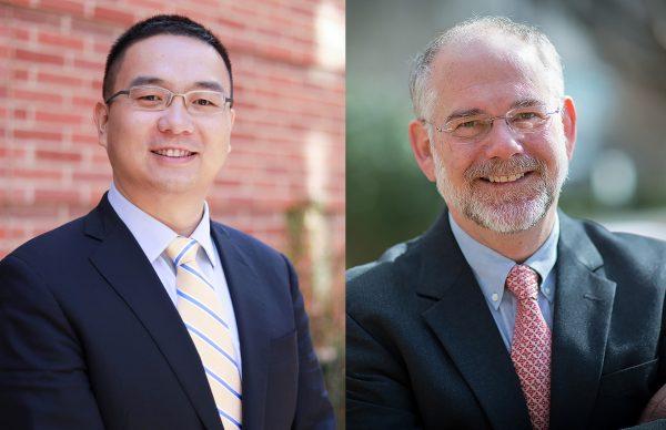 Zhen Gu, PhD, and John Buse, MD, PhD