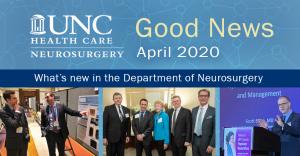 Neurosurgery News: Dec - March 2020