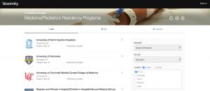 UNC's residency program in Medicine/Pediatrics was ranked No. 1 by reputation.