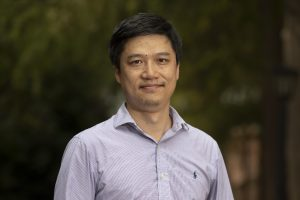 Greg G. Wang PhD, associate professor of the Department of Biochemistry and Biophysics