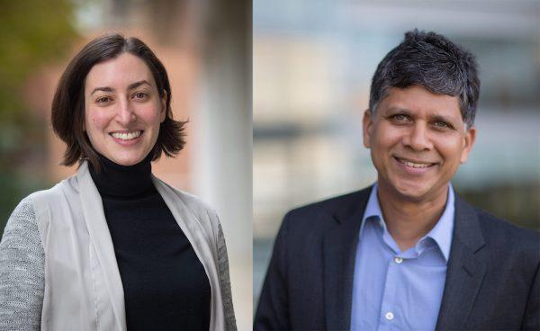 Sarah Cohen, PhD and Mohanish Deshmukh, PhD