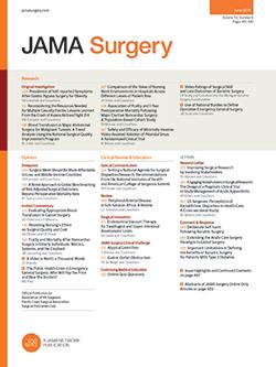 JAMA Surgery