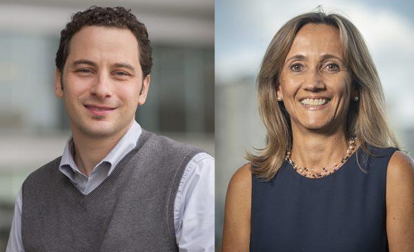 Seth Noar, PhD, and Ilona Jaspers, PhD