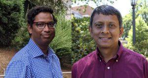 Prem Lakshmanane, PhD, and Aravinda de Silva, PhD