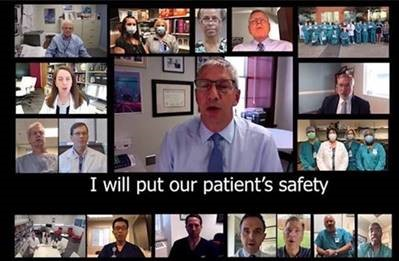 Patient, doctor connect through rare cancer diagnosis