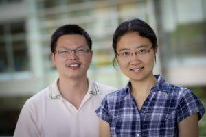 Jiandong Liu, PhD and Li Qian, PhD