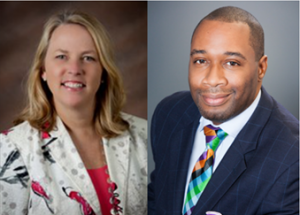 Laura Easton, President & CEO of UNC Caldwell and Victor Reiss, Vice President of Marketing & Consumer Insights add to the DEI video update series, shedding light on the work being done around HR Policy review.