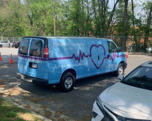 Mobile Unit Van