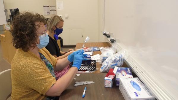 covid vaccination mobile unit