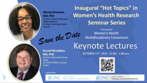 WHMC Keynote speakers