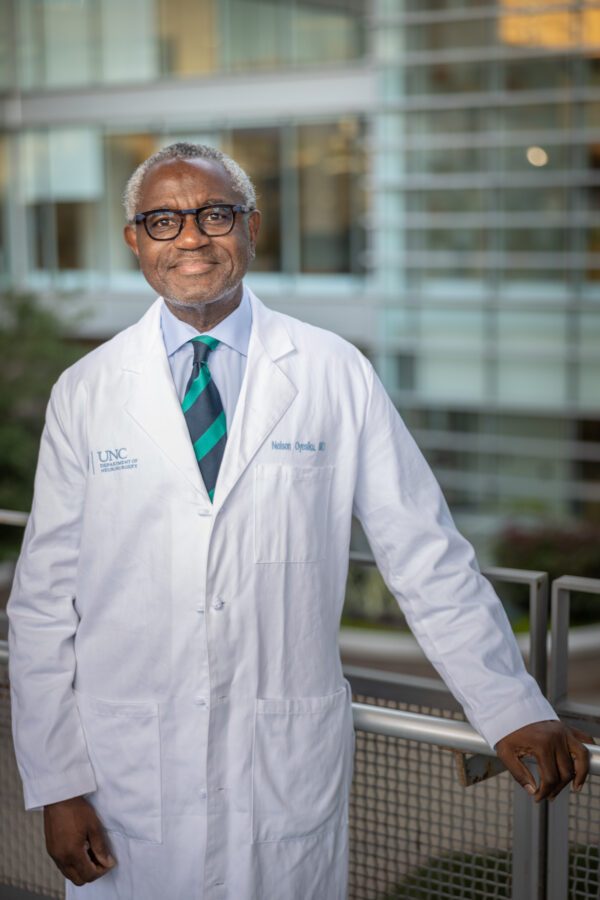 Dr. Nelson Oyesiku